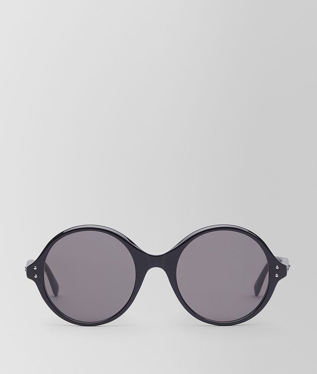 BOTTEGA VENETA NERO ACETATE SUNGLASSES Sunglasses Woman fp
