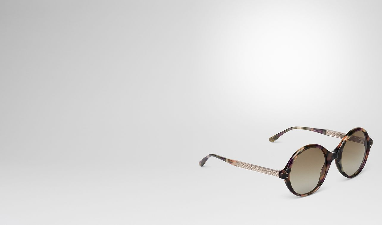 multicolor acetate sunglasses landing