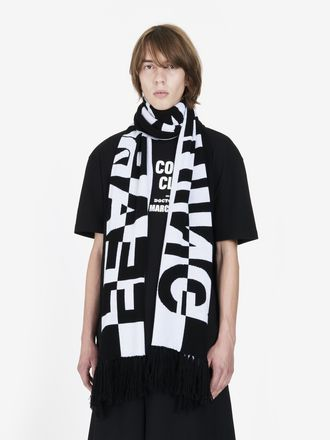 """Fear Nothing"" Soccer Scarf"