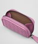 BOTTEGA VENETA TWILIGHT INTRECCIATO NAPPA COIN PURSE Card Case or Coin Purse E ap