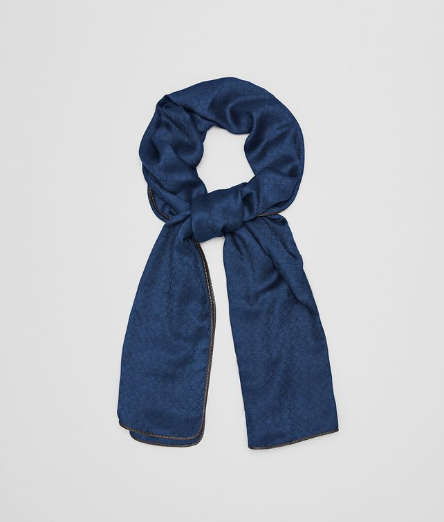 BOTTEGA VENETA ROYAL SILK SCARF Scarf [*** pickupInStoreShipping_info ***] fp