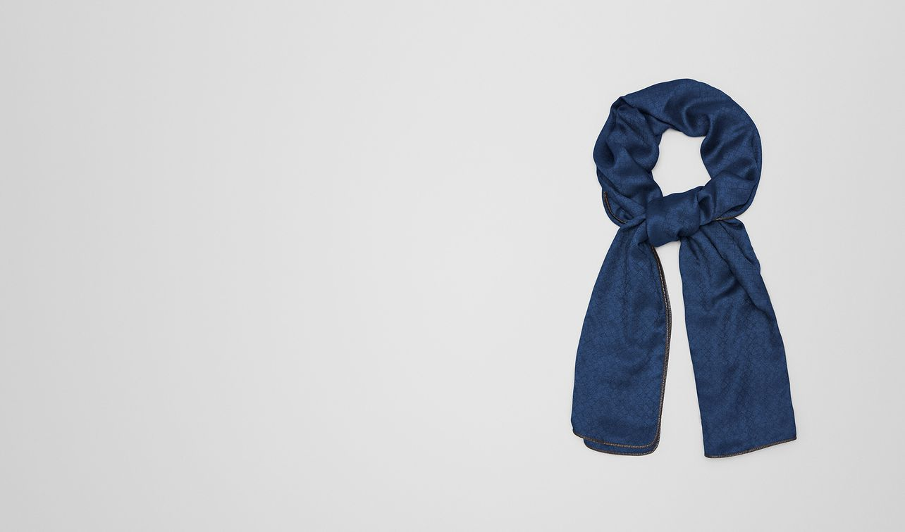 royal silk scarf landing