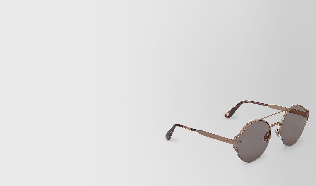 lunettes de soleil en acétate nero landing