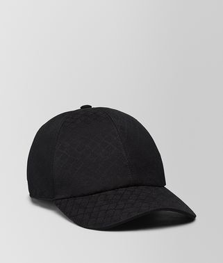 NERO COTTON BASEBALL CAP