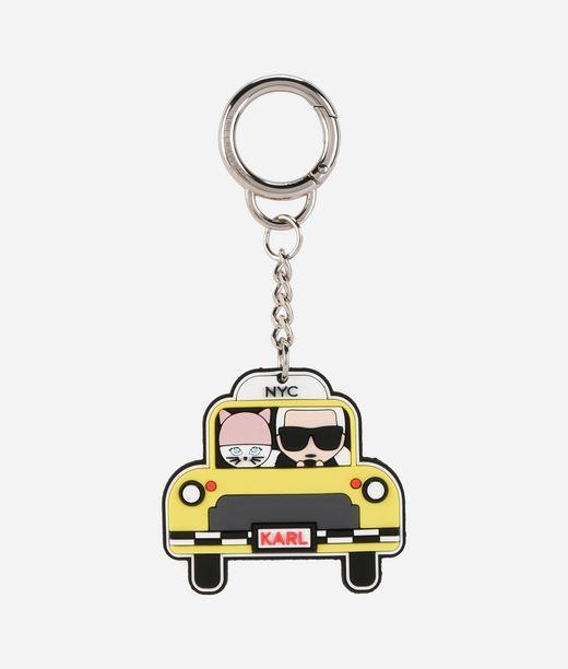 KARL LAGERFELD Schlüsselanhänger mit NYC-Taxi 12_f