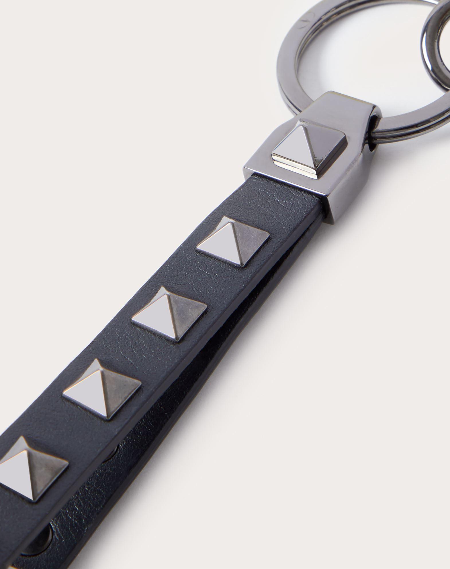 VALENTINO GARAVANI UOMO Rockstud keyring Key ring U r
