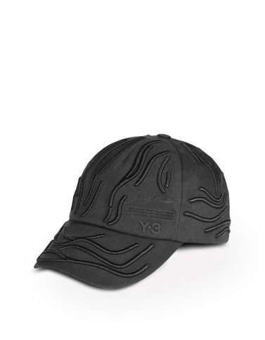 Y-3 EMBROIDERED CAP OTHER ACCESSORIES man Y-3 adidas