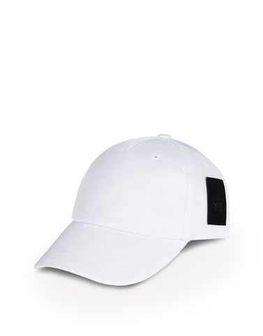 Y-3 BADGE CAP OTHER ACCESSORIES man Y-3 adidas