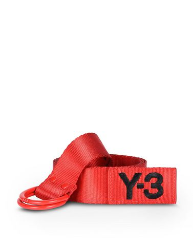 Y-3 LOGO BELT OTHER ACCESSORIES woman Y-3 adidas