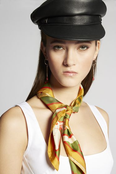 DSQUARED2 Foulard Woman FUM000201SS00478077 m