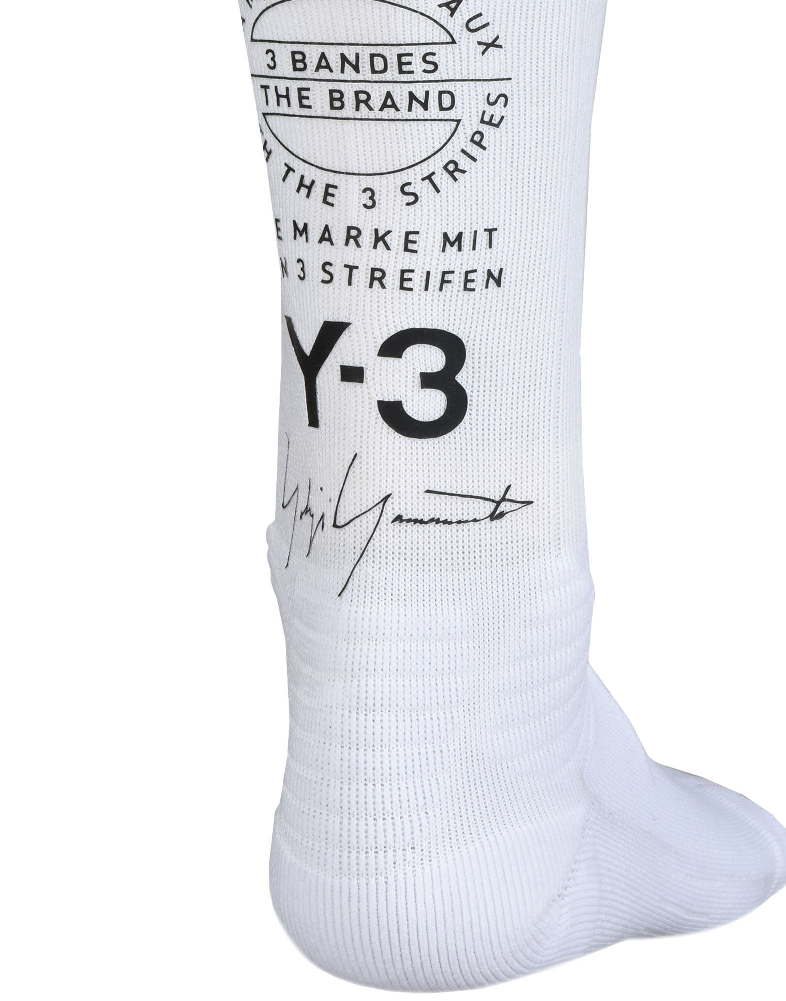Y-3 TUBE SOCKS OTHER ACCESSORIES unisex Y-3 adidas
