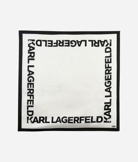 KARL LAGERFELD KARL LAGERFELD SCARF