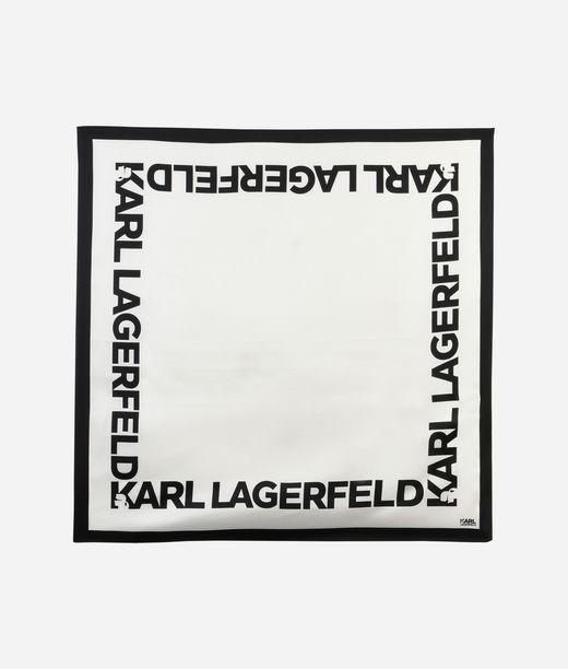 KARL LAGERFELD Karl Lagerfeld Scarf  12_f