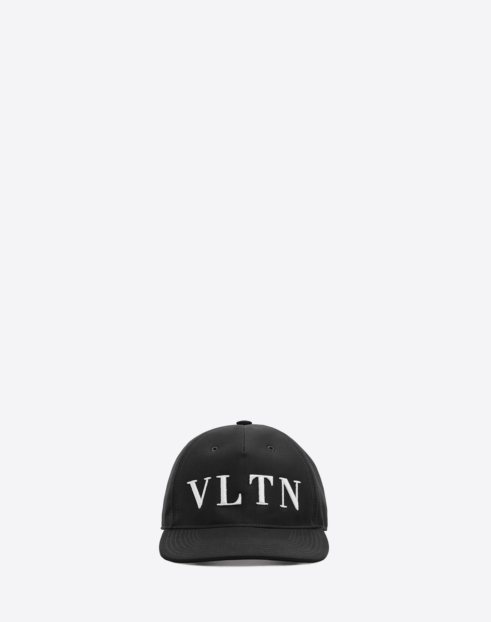 Black Valentino Garavani VLTN Cap Valentino PwQDz