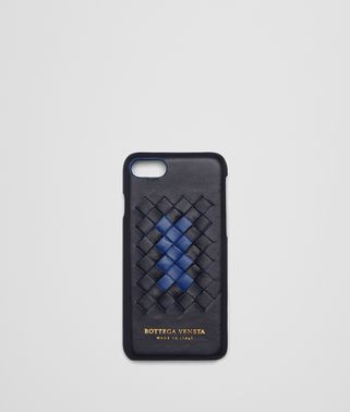 TOURMALINE INTRECCIATO LAMB CLUB IPHONE 7 CASE