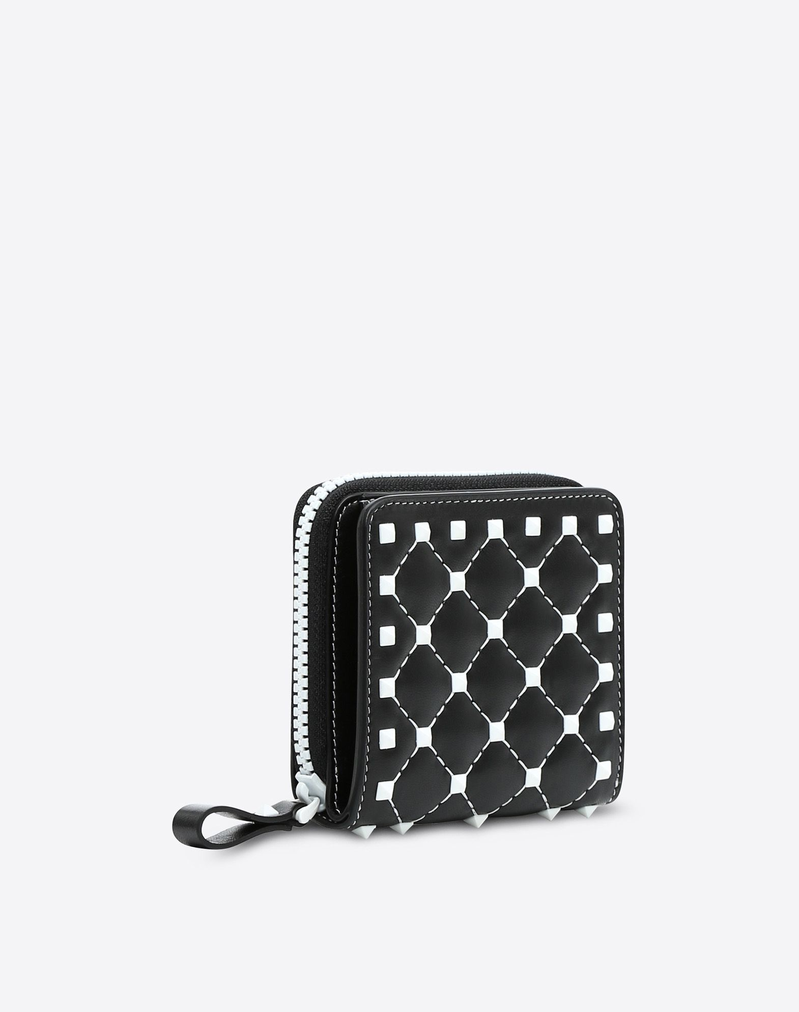 VALENTINO Studs Zip Internal card slots  46552855ju