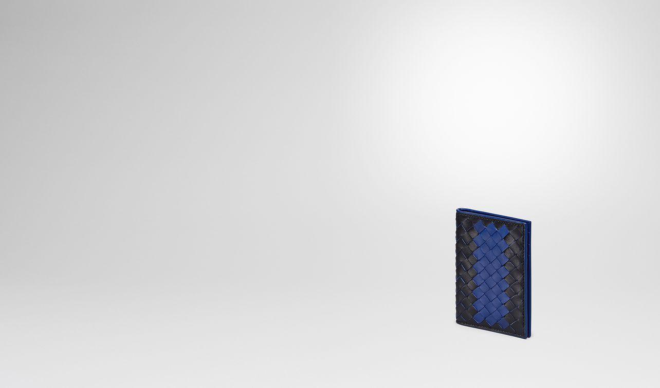 tourmaline intrecciato nappa card case landing