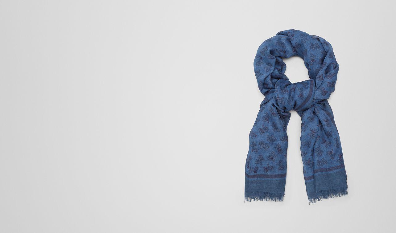 royal silk scarf landing