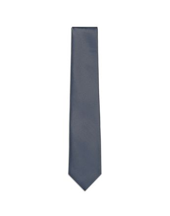 Sky-Blue and Navy-Blue Micro-Design Tie