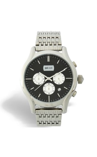 JUST CAVALLI Watch Man Jet-black watch f