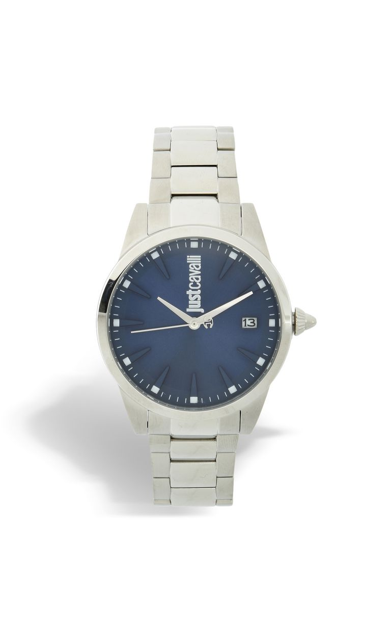JUST CAVALLI RELAXED steel watch Watch [*** pickupInStoreShippingNotGuaranteed_info ***] f