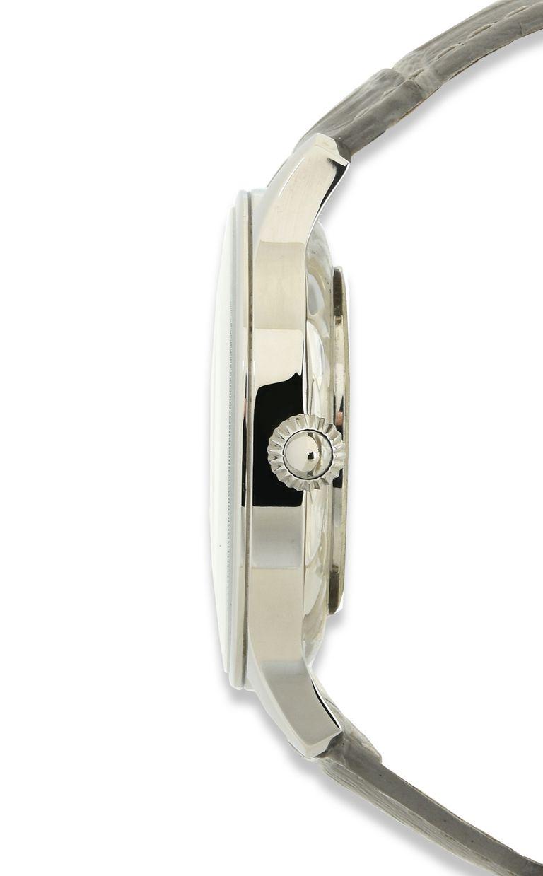 JUST CAVALLI LOGO watch with steel case Watch Woman d