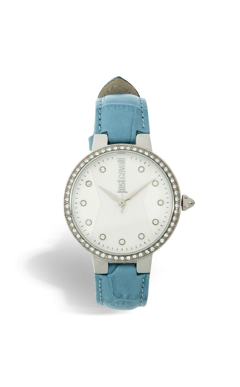 JUST CAVALLI ROCK watch with steel case Watch [*** pickupInStoreShipping_info ***] f