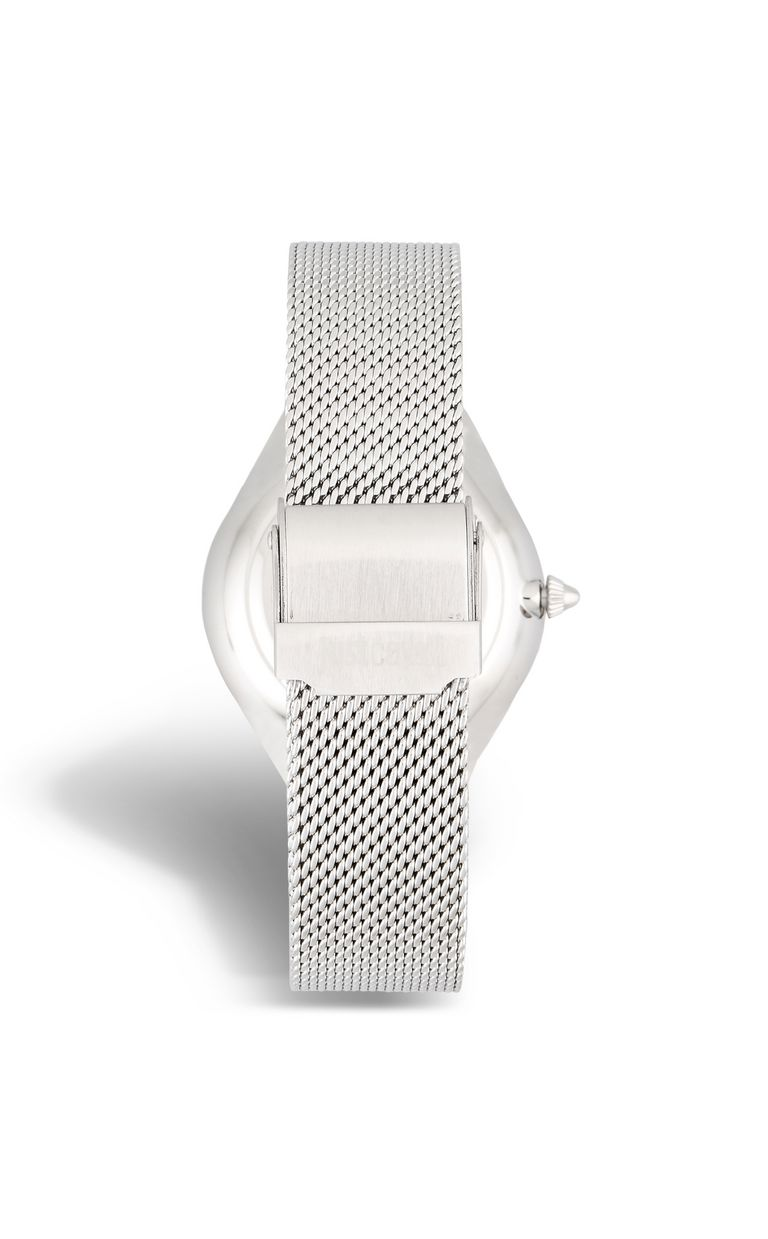 JUST CAVALLI RELAXED slim steel watch Watch Woman e