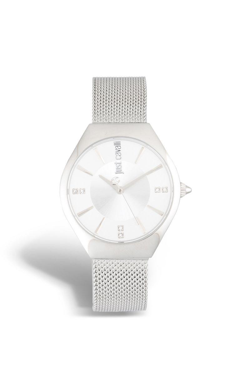 JUST CAVALLI RELAXED slim steel watch Watch [*** pickupInStoreShipping_info ***] f