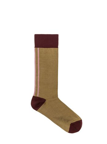 Marni Sock in cotton green Woman