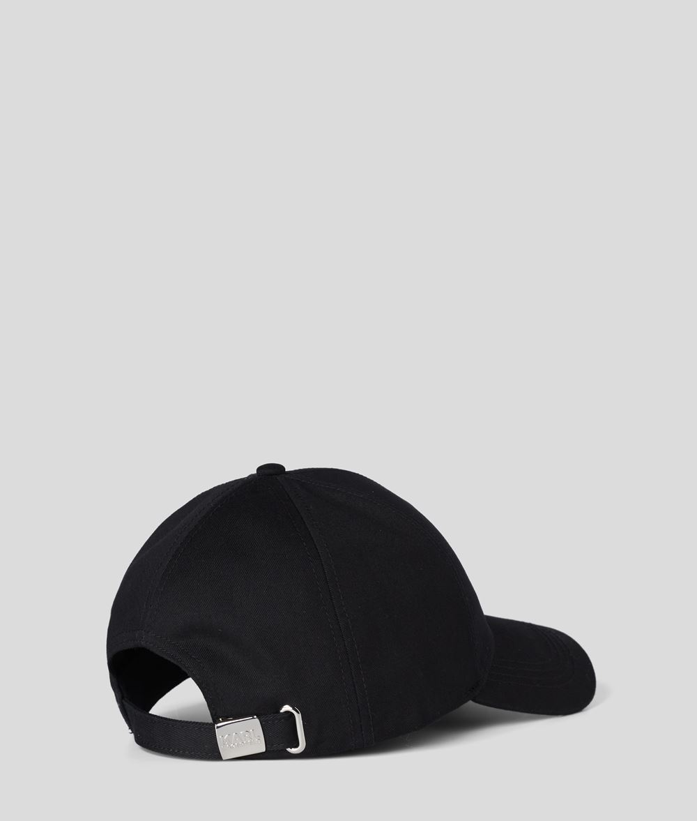 KARL LAGERFELD K/Ikonik Cap Hat E d