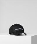 Karls unverzichtbares Logo-Cap