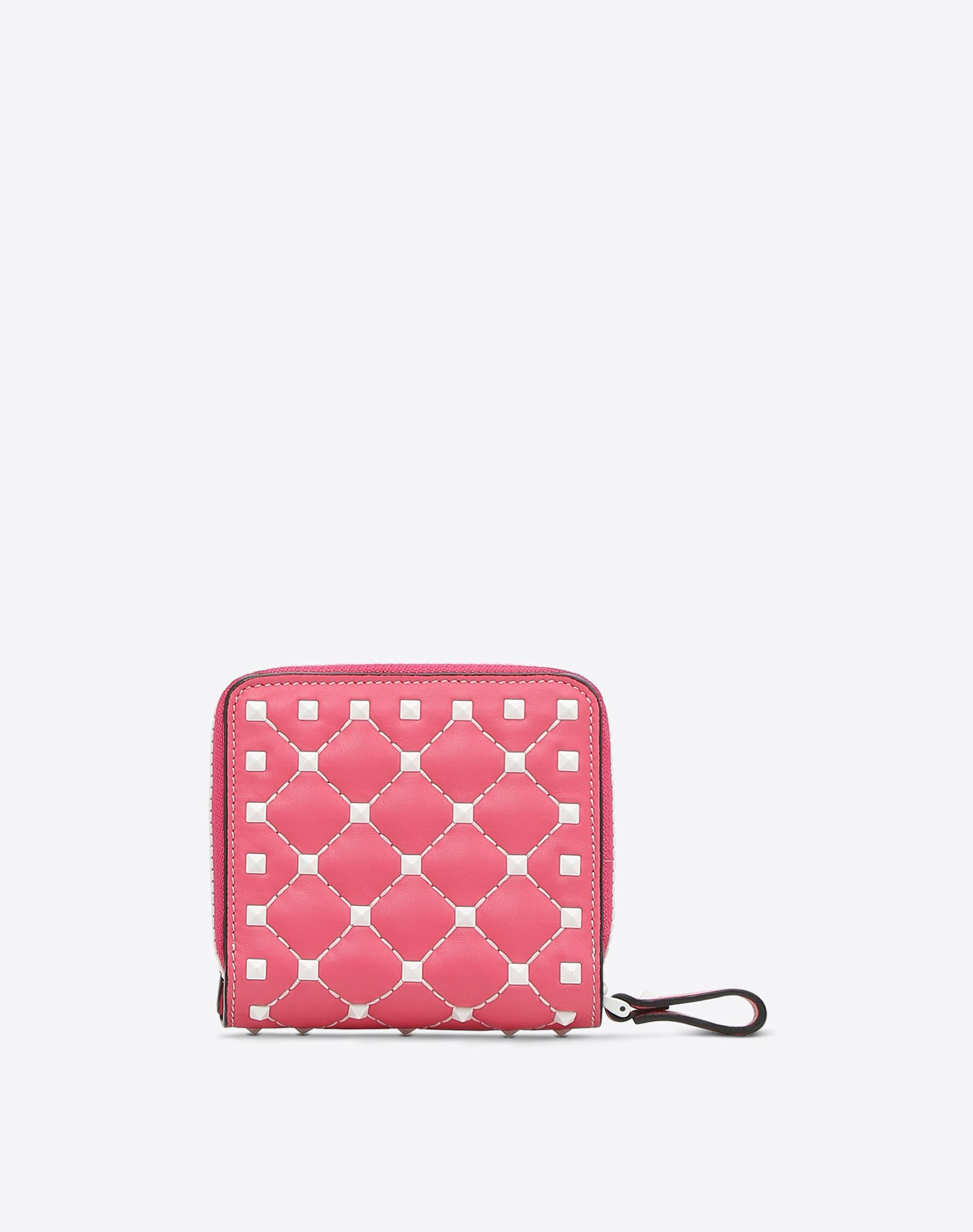 Valentino Valentino Garavani Free Rockstud compact wallet Buy Cheap Footlocker Pictures s4DpwW