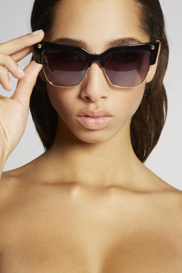 DSQUARED2 Sunglasses Woman DQ0278MET52P m
