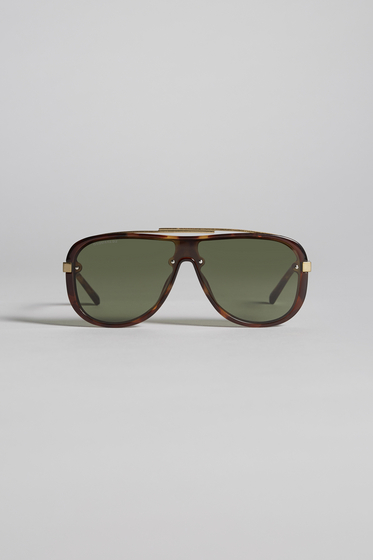 DSQUARED2 Sunglasses Man DQ0271MET52N m