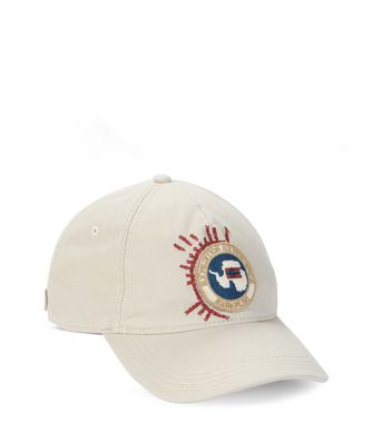 NAPAPIJRI FIARRA MAN CAP,BEIGE