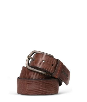 NAPAPIJRI POSS MAN BELT,DARK BROWN