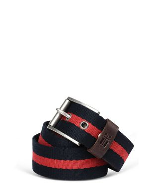 NAPAPIJRI PAVY MAN BELT,DARK BLUE