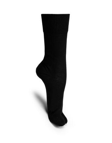 "MAISON MARGIELA Knee High Socks U ""Atelier"" print Tabi socks f"