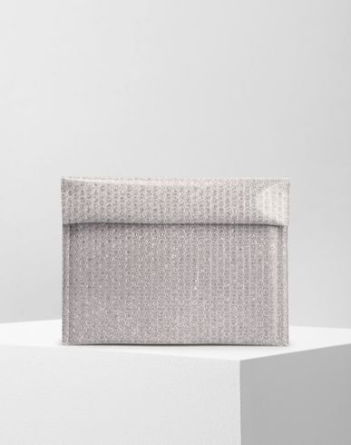 MM6 MAISON MARGIELA Document holder D Bubble wrap pouch f