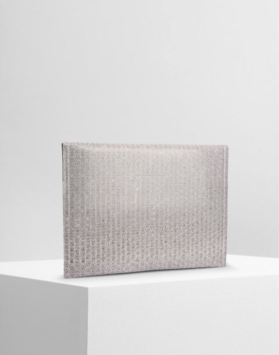 MM6 MAISON MARGIELA Pochette en papier bulle Porte-documents [*** pickupInStoreShipping_info ***] r
