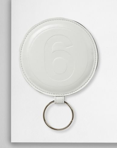 MM6 MAISON MARGIELA Key ring D Velcro key ring f