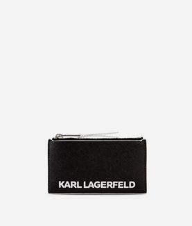 KARL LAGERFELD KARL'S ESSENTIAL CARD HOLDER