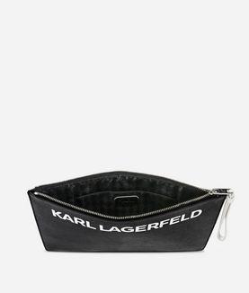 KARL LAGERFELD KARL ESSENTIAL POUCH