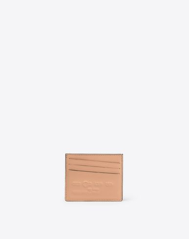 MAISON MARGIELA Wallets Man Calfskin credit card holder f