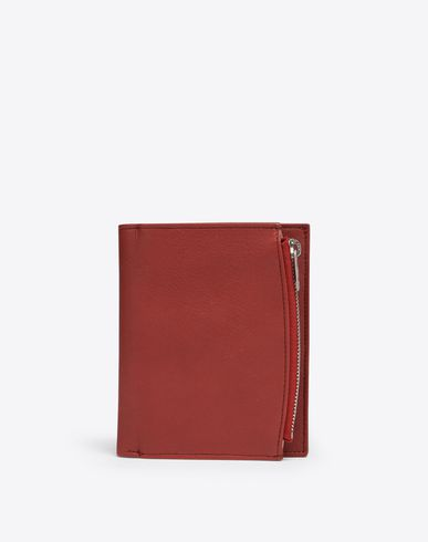 MAISON MARGIELA Wallets U Calfskin wallet with coin pouch f