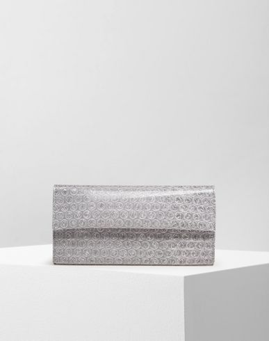 MM6 MAISON MARGIELA Wallets Woman Bubble wrap wallet f