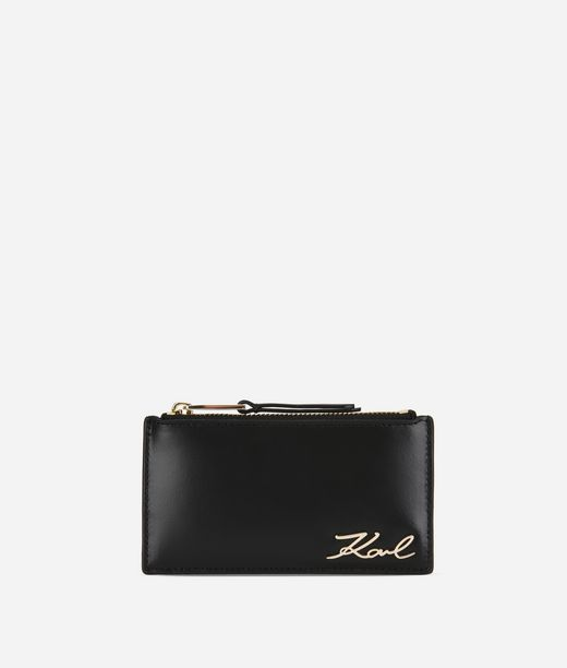 KARL LAGERFELD K/Signature Card Holder  12_f
