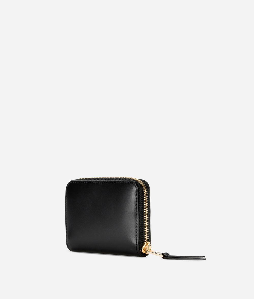 KARL LAGERFELD K/Signature Sm Zip Wallet  Wallet Woman d