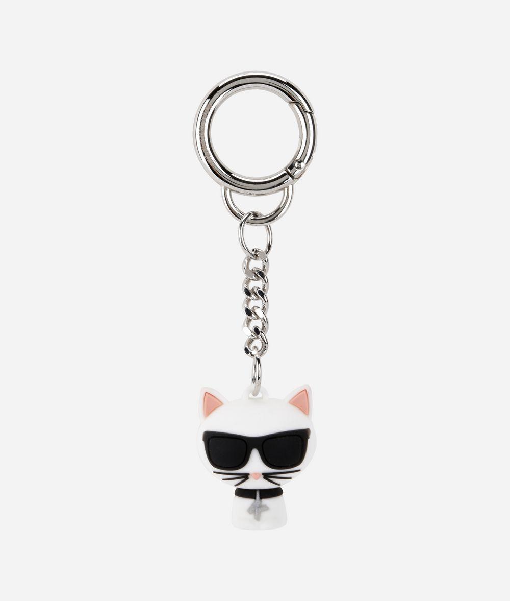 KARL LAGERFELD K/Ikonik 3d Choupette Keychain Key Chain Woman f